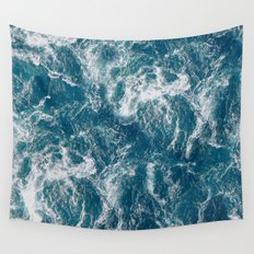 Sea water Wall Tapestry