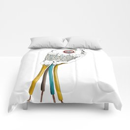 Bired Comforters
