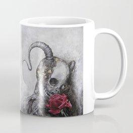 Rose Tattoo Coffee Mug
