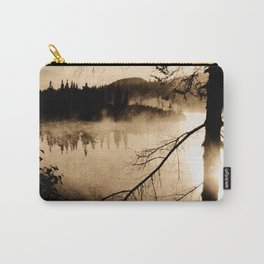 Photo of Northern Lake, dark spirit Carry-All Pouch