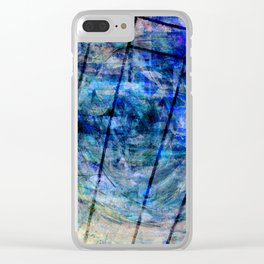 Slanted Clear iPhone Case