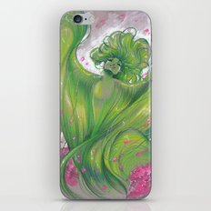 Springtime iPhone & iPod Skin