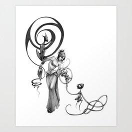 Coterie Art Print