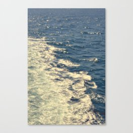 Sea Adventure - Ocean Crossing Canvas Print