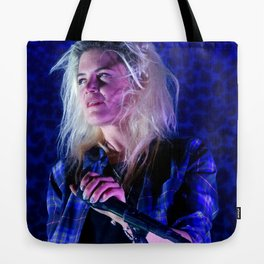 Alison Mosshart // The Kills Tote Bag