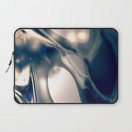 Metal Silverleaf Laptop Sleeve