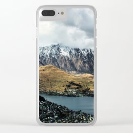 Frankton Arm Clear iPhone Case