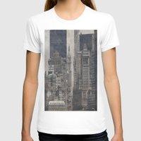 concrete T-shirts featuring Concrete Jungle by Christine Workman