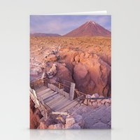 chile Stationery Cards featuring Atacama Desert in Chile by Sara Winter
