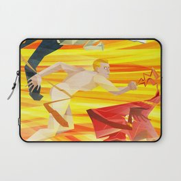 The Flasher Laptop Sleeve