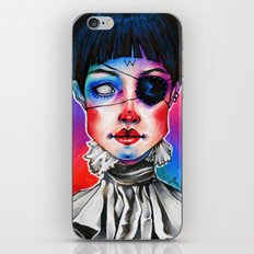 madchen iPhone & iPod Skin