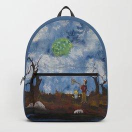 """Can You Bring Me A Star?"" She Said... Backpack"