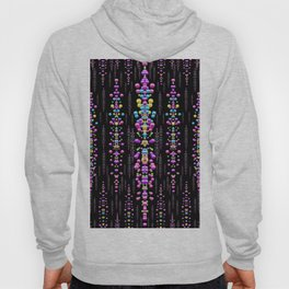 rainbow asteroid pearls in the wonderful atmosphere Hoody