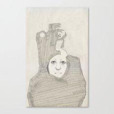 Untitled 01 Canvas Print