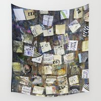 friendship Wall Tapestries featuring Friendship layers by Gavinograd