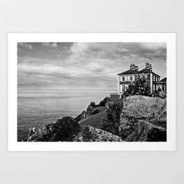 Howth Home Art Print