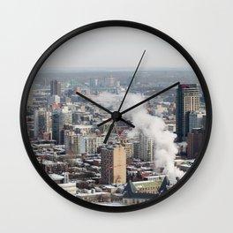 Montréal in November (2 of 11) Wall Clock