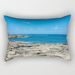 Seascape stones Rectangular Pillow
