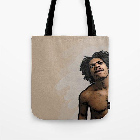 Mean Mug Tote Bag