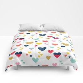 cheerful hearts Comforters