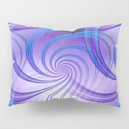 Pathways (purple) Pillow Sham