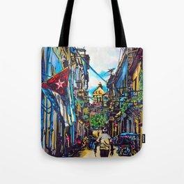 Havana, CUBA No.2 | 2015 Tote Bag
