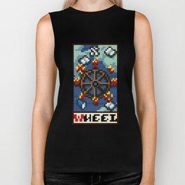 Arcade Arcanum - Wheel of Fortune Biker Tank