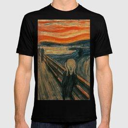 The Scream - Edvard Munch T-shirt