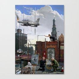 Bankside Hull Canvas Print