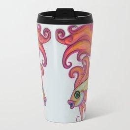 just a fish Travel Mug