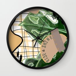 """Abstract Tropical Leaves 