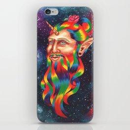 Manicorn iPhone Skin
