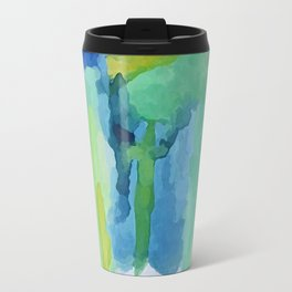 Lessons (Square Version) Travel Mug