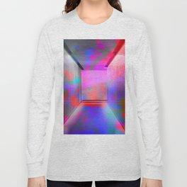 Space Graffiti Long Sleeve T-shirt