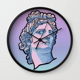 Apollo gradient Wall Clock