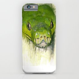 Python Art iPhone Case