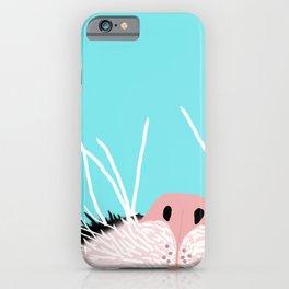 Mow iPhone Case