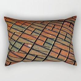 Brickline Rectangular Pillow