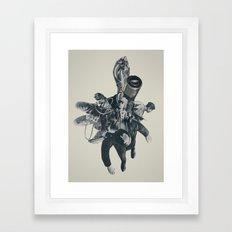 seasons of destiny Framed Art Print