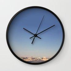 The Way to Jericho Wall Clock