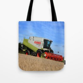 A Touch Of Claas 'Claas Lexion 470' Combine Harvester Tote Bag