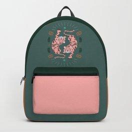 Tiger Good #3 Backpack