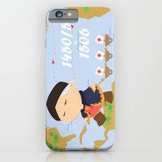 Columbus (Cristóbal Colón) Slim Case iPhone 6s