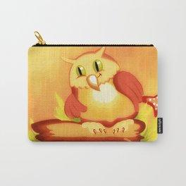 Owly Owl Carry-All Pouch