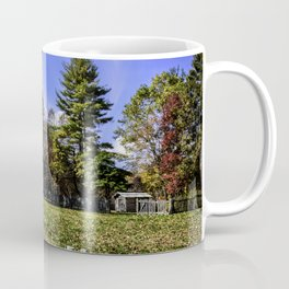 Fenced In Beauty in Virginia Coffee Mug