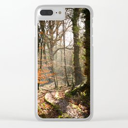 103 Clear iPhone Case
