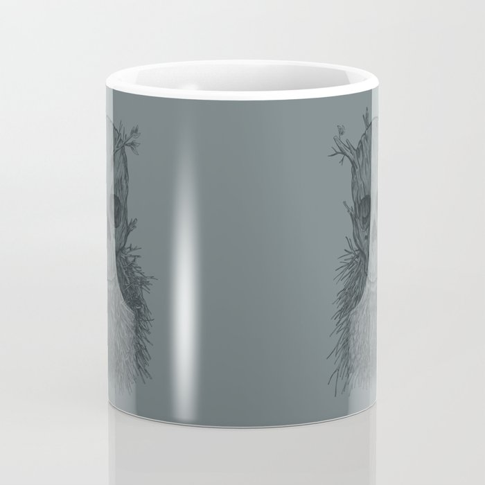 The Lumbermancer (Grey) Coffee Mug