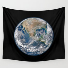 Earth Wall Tapestry