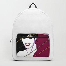 Rio album cover Backpack