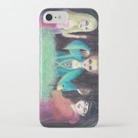 hocus pocus iPhone & iPod Cases featuring Sanderson Sisters - Hocus Pocus  by CreepyCuhcakes